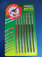 Modeling brush set (7pcs)